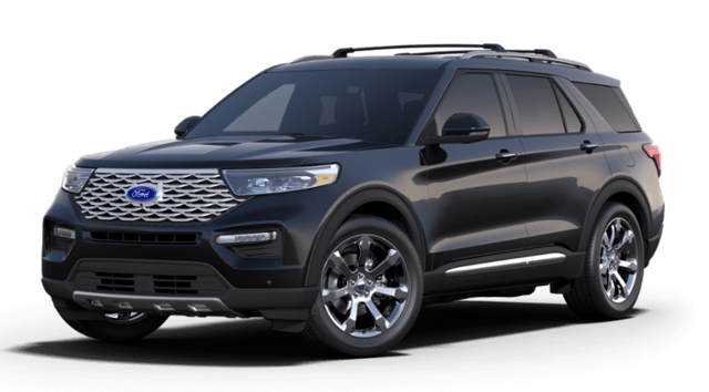 New 2020 Ford Explorer Platinum SUV for sale in Merrillville IN